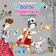 cover - A bottle of Happiness