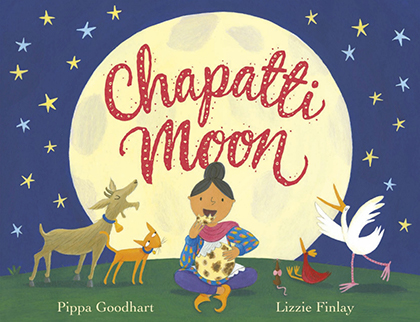 cover - Chapatti Moon