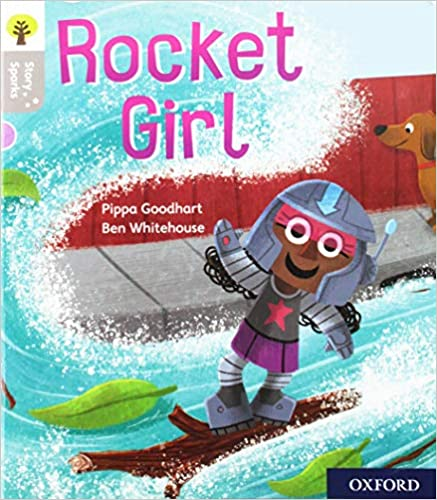 cover - Rocket Girl