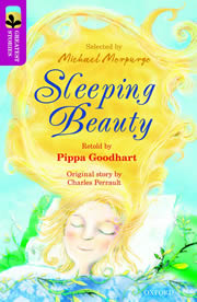 cover - Sleeping BeautyThe Frog Prince