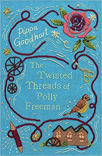 cover - The Twisted Threads of Polly Freeman