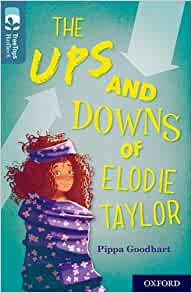 cover - The Ups and Downs of Elodie Taylor
