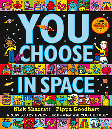 cover - You Choose in Space