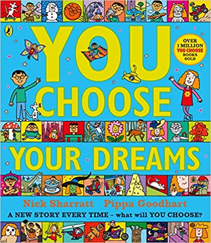 cover - You Choose Your Dreams