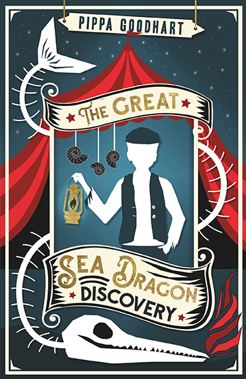 cover - The Great Sea Dragon Discovery