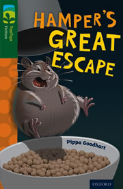 cover - Hamper's Great Escape