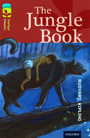 cover - The Jungle Book